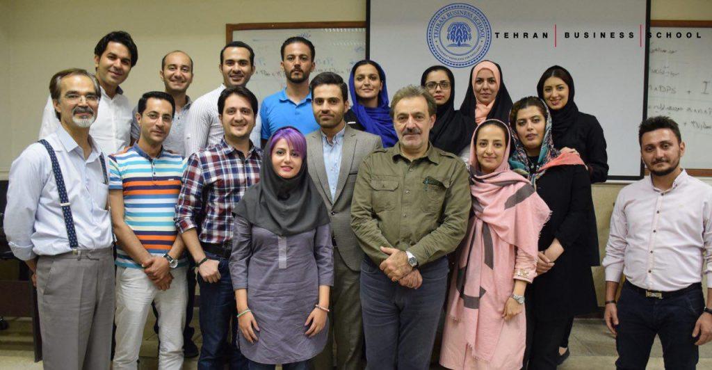 مدرسه بازرگانی تهران