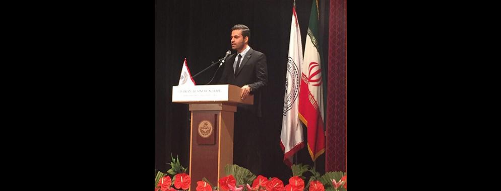 جشن فارغ التحصیلی دانشپذیران-۱۳۹۳