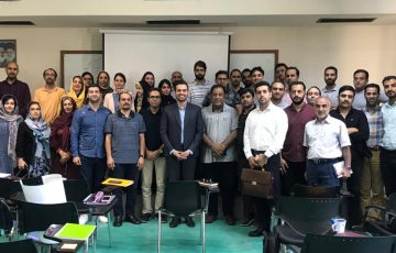 MBA 69- مدل کسب و کار دانشکده مدیریت دانشگاه تهران