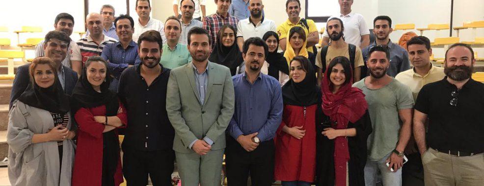 مدل کسب و کار MBA72-دانشکده مدیریت دانشگاه تهران