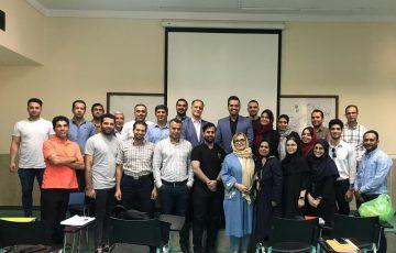 مدل کسب و کار MBA-75 دانشکده مدیریت دانشگاه تهران