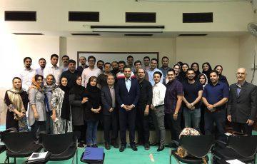 مدل کسب و کار MBA73- دانشکده مدیریت دانشگاه تهران