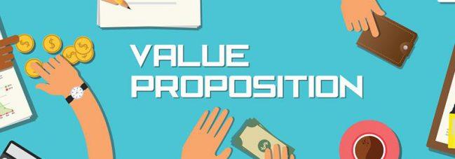 طراحی ارزش پیشنهادی