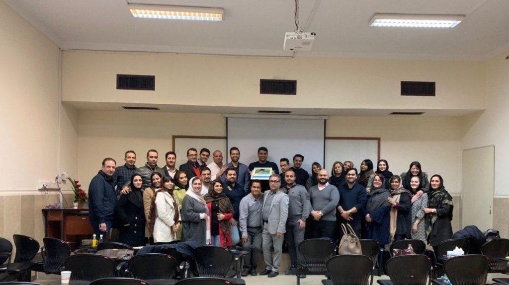 مدل کسب و کار MBA82 – دانشکده مدیریت دانشگاه تهران