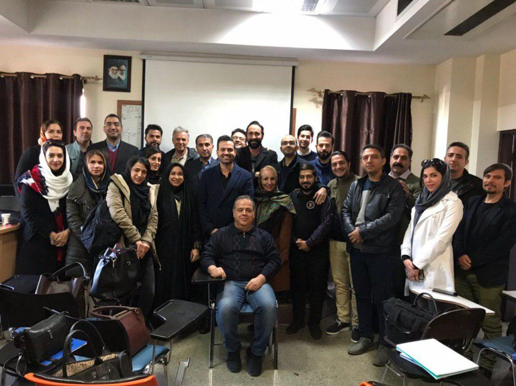 مدل کسب و کار MBA66 – دانشکده مدیریت دانشگاه تهران