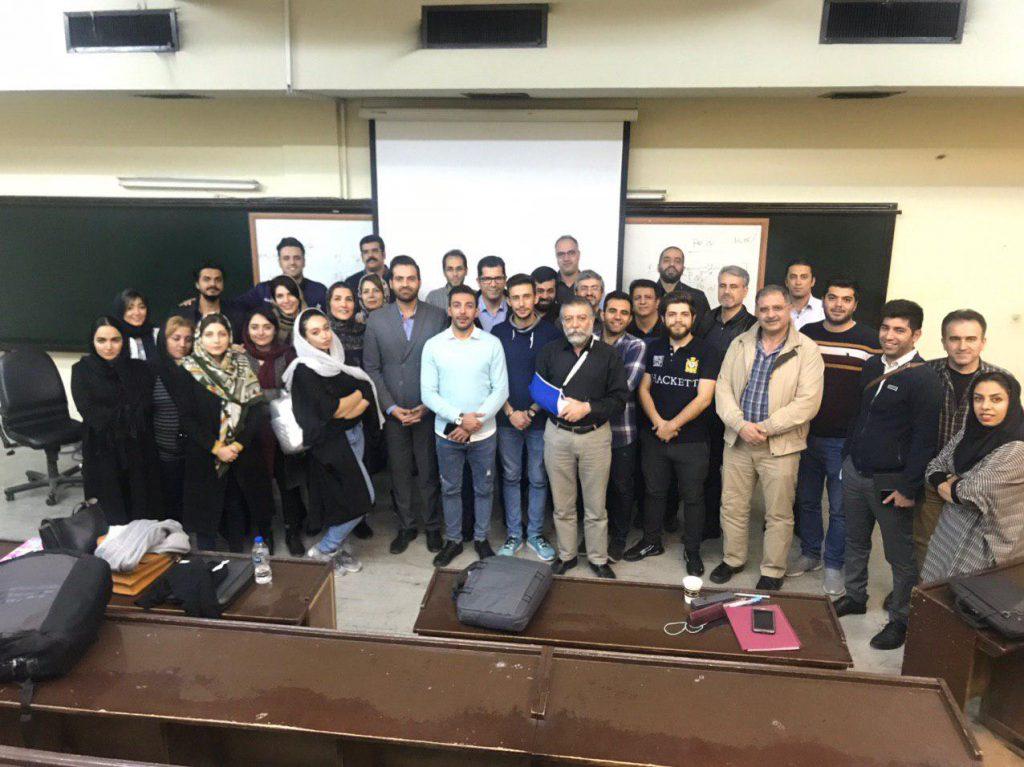 مدل کسب و کار MBA68 – دانشکده مدیریت دانشگاه تهران