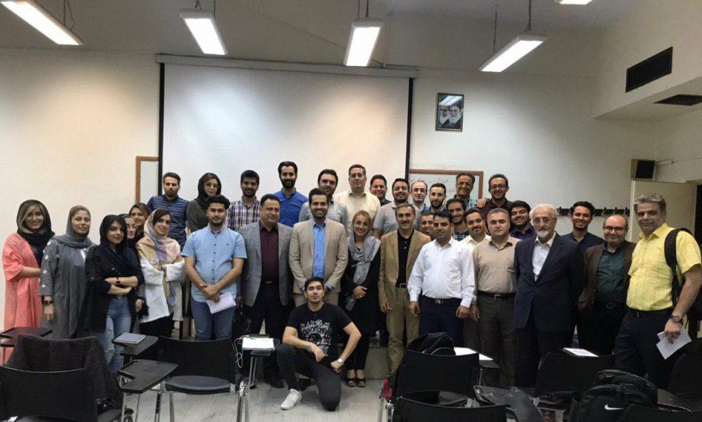 مدل کسب و کار MBA78- دانشکده مدیریت دانشگاه تهران