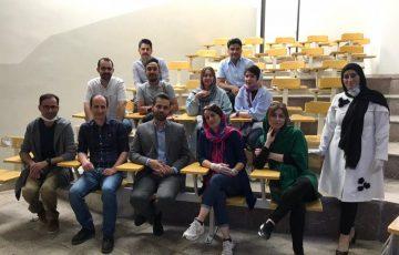 مدل کسب و کار MBA85-دانشکده مدیریت دانشگاه تهران