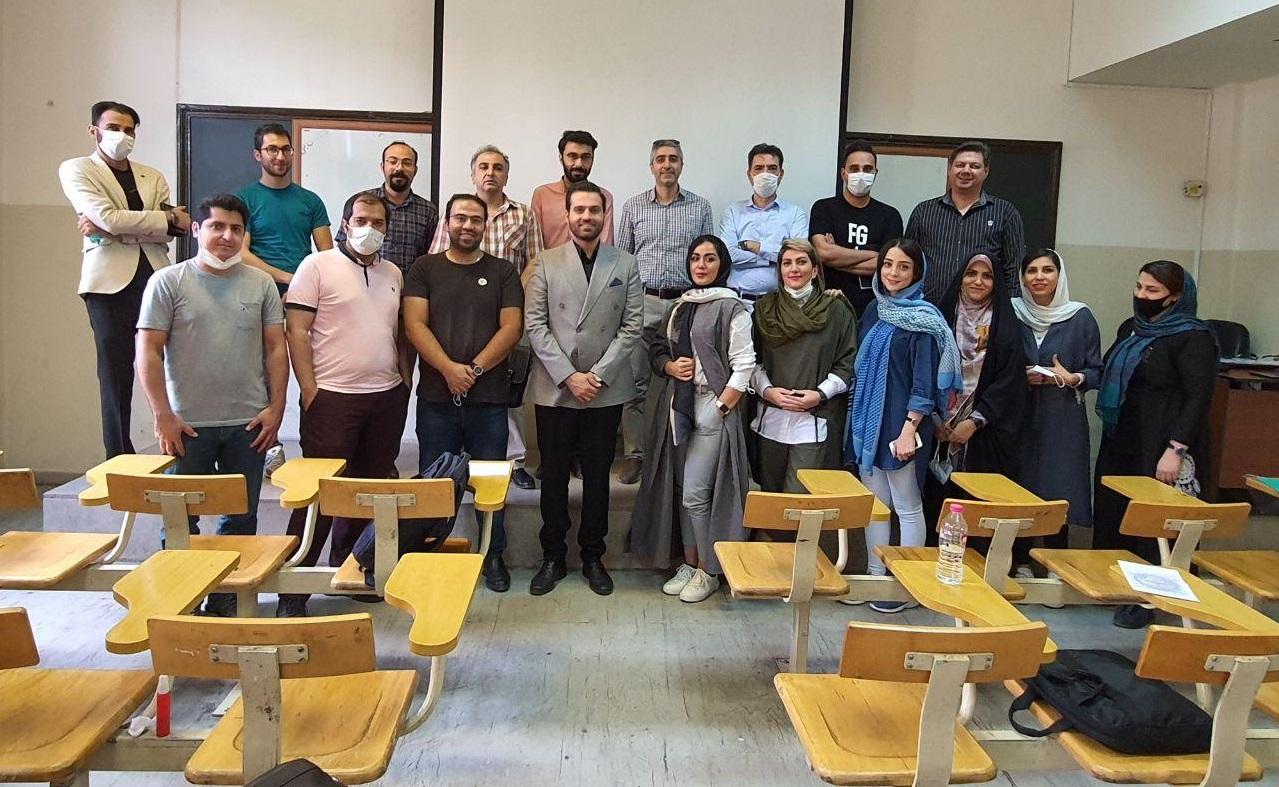 مدل کسب و کار MBA84- دانشکده مدیریت دانشگاه تهران