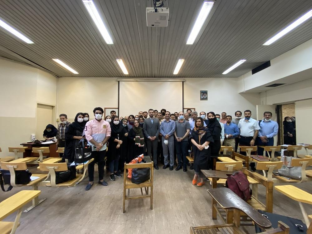 مدل کسب و کار MBA98- دانشکده مدیریت دانشگاه تهران