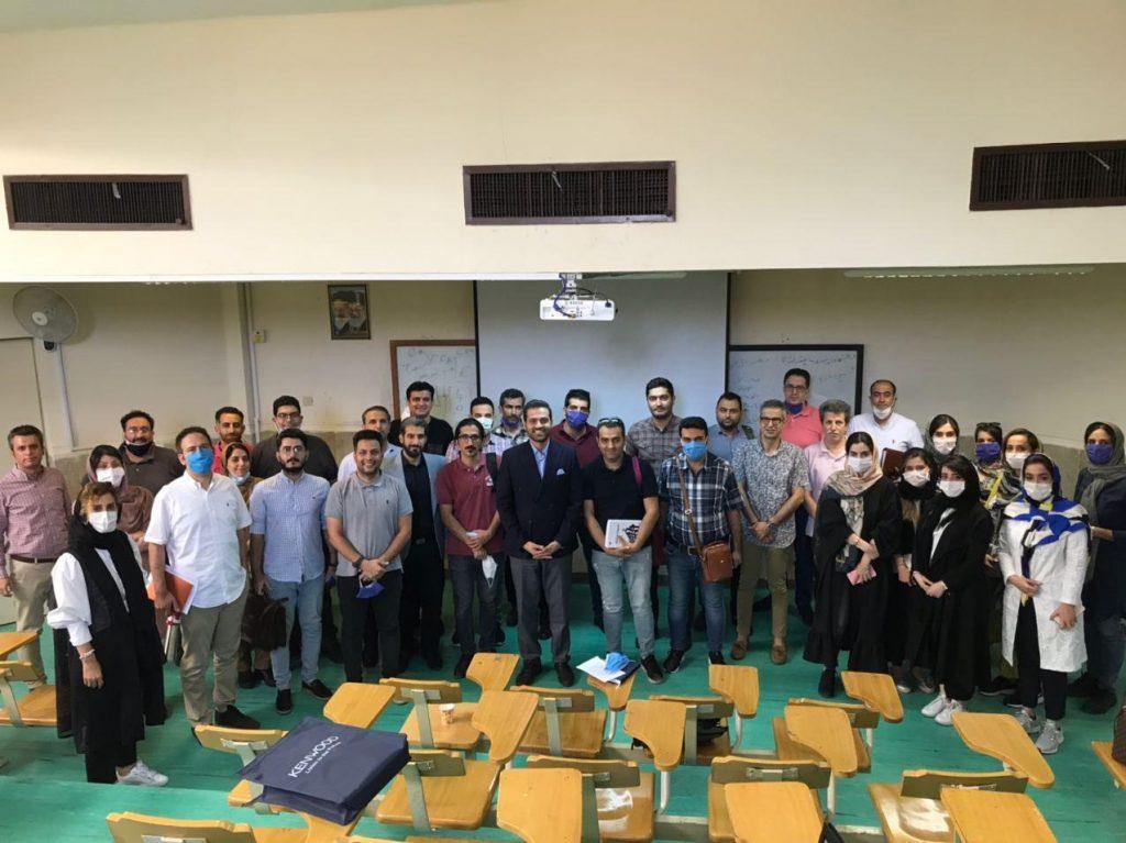 مدل کسب و کار MBA95- دانشکده مدیریت دانشگاه تهران