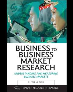 کتاب تحقیقات بازاریابی صنعتی (Business to Business market research)-در نوبت چاپ