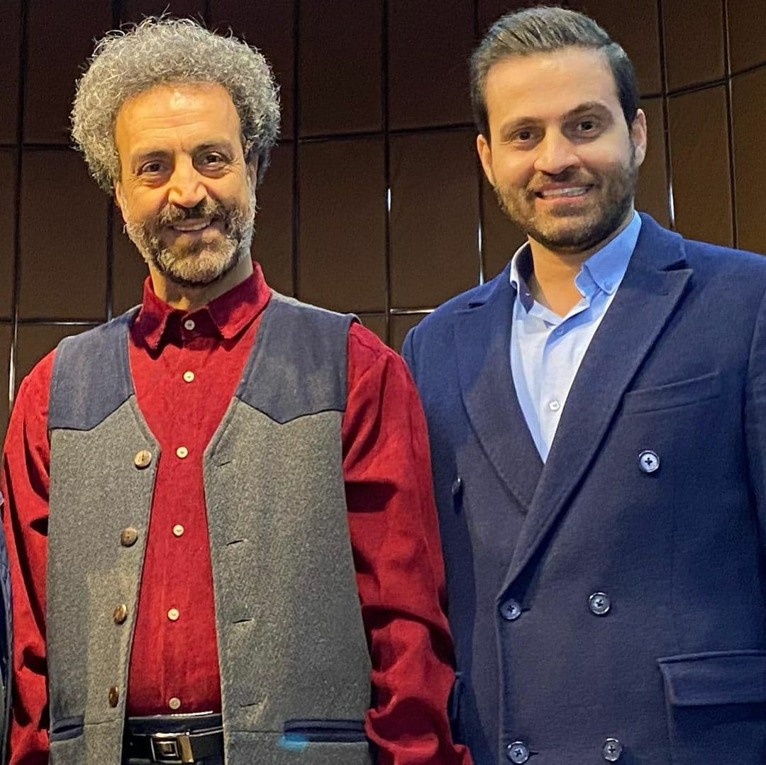 دیدار با حضرت استاد؛ جناب آقای دکتر محسن رنانی