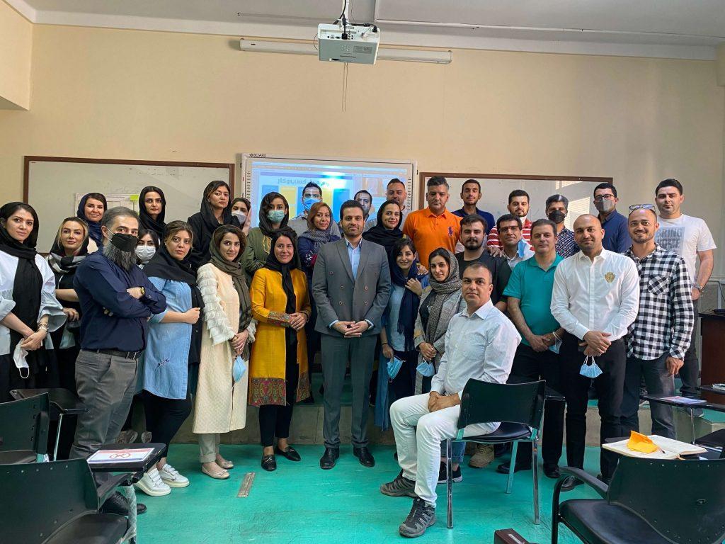 مدل کسب و کار MBA105- دانشکده مدیریت دانشگاه تهران