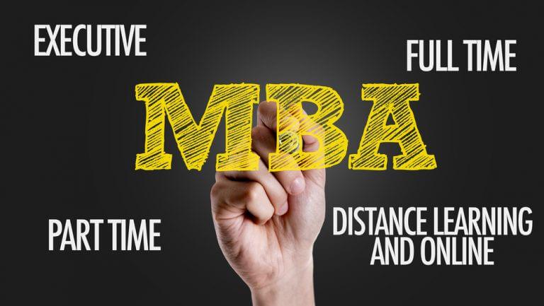 انواع مختلف برنامه های MBA